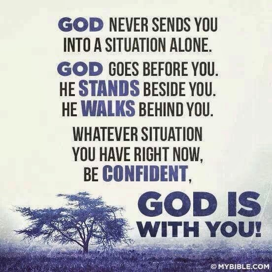 …For the Lord will be your confidence and will keep your foot from being snared- Proverbs 3:26