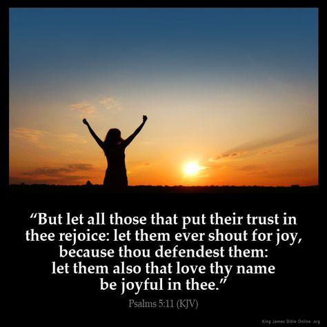 Psalms 5-11
